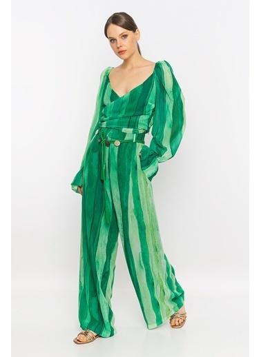 Berr-in Pantolon Yeşil